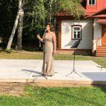 Сольный концерт русского Романса в Доме-усадьбе А.П. Чехова с, сентябрь 2018г